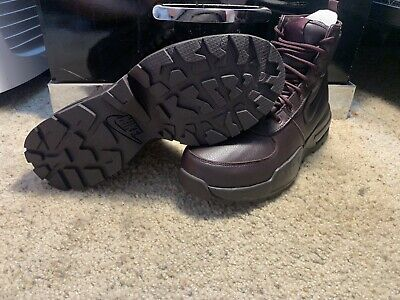 7373b12a52 Nike Air Max Goaterra 2.0 Waterproof Boots Burgundy (916816 601) New men's  sz 11