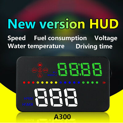 PT_ Cn_Dr7 Universale GPS Hud Digitale Testa Superiore Display Auto Speeding