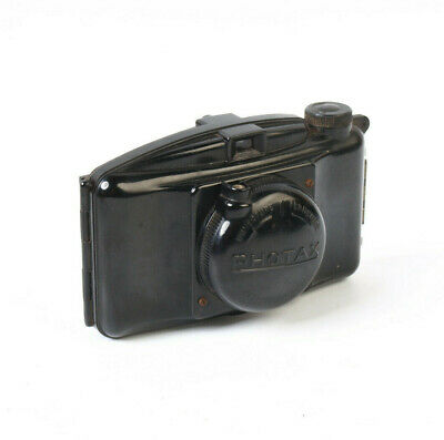 Vintage Boyer Photax 620 Roll Film Camera. Shutter working