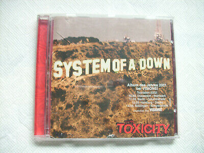 Toxicity von System of a down (2001)