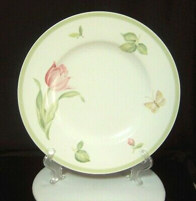 Villeroy & Boch Florea pattern Dinner Plate 10 3/4 inches Fine China Germany