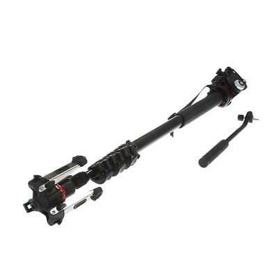 Manfrotto XPRO Aluminum Monopod with 2-Way Fluid Video Head - SKU#1118794