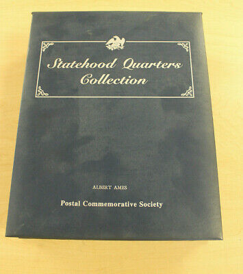 PCS Statehood Quarters Collection Vol. II  25 Total Sets *LOOK* FREE SHIPPING