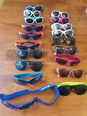 Cancer council Infant And Toddler sunglasses NWOT ( Frozen, Avengers, Spiderman)