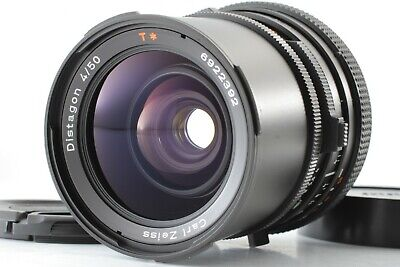 【TOP MINT】 Hasselblad Carl Zeiss T* CF Distagon 50mm F4 FLE Lens From Japan 259