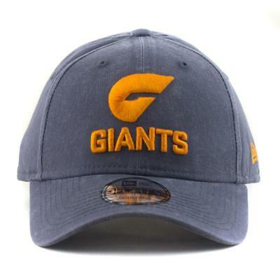 Greater Western Sydney Giants New Era AFL Team 9Forty Hat Genuine Cap In Winter