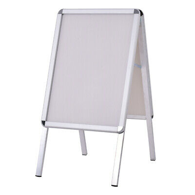 **SPECIAL OFFER**A2 A-Board Display Stand Double Side Aluminum Pavement Sign