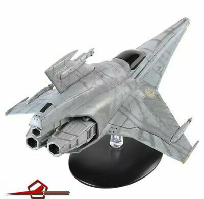 Viper Mark VII (2004) Eaglemoss Battlestar Galactica Official Ships Collection 6