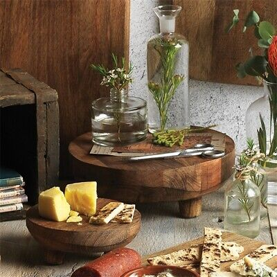 Ecology Mason 25cm Footed Serving Stand