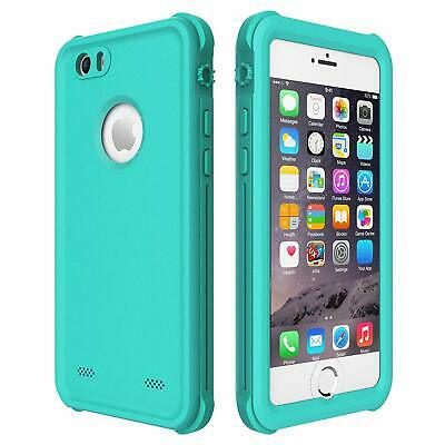 For iPhone 6S Plus Waterproof Case IP68 Full Body Shockproof Cover for Swimming