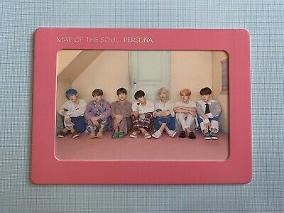 BTS Map Of The Soul: Persona Version 3 PRE-ORDER FRAME