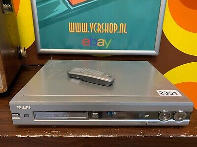 Philips DVDR70 - DVD Recorder + Remote