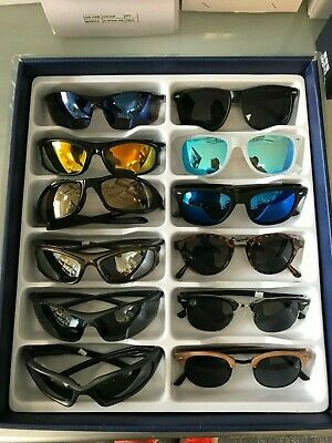 Job Lot 24 pairs of assorted sunglasses - Car Boot - Resale - Wholesale -REF327