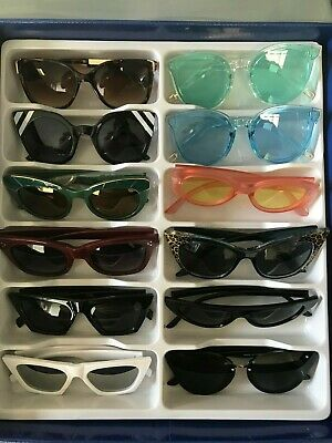 Job Lot 24 pairs of assorted sunglasses - Car Boot - Resale - Wholesale -REF329
