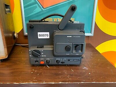 Bauer T172 Sound - 8MM Projector