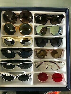Job Lot 24 pairs of assorted sunglasses - Car Boot - Resale - Wholesale -REF330