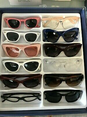 Job Lot 24 pairs of assorted sunglasses - Car Boot - Resale - Wholesale -REF332