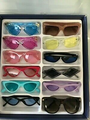 Job Lot 24 pairs of assorted sunglasses - Car Boot - Resale - Wholesale -REF334
