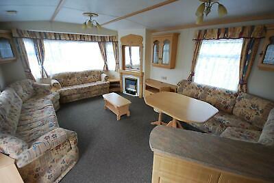 Static caravan for sale off site Winterised 2 bedroom Ideal self build