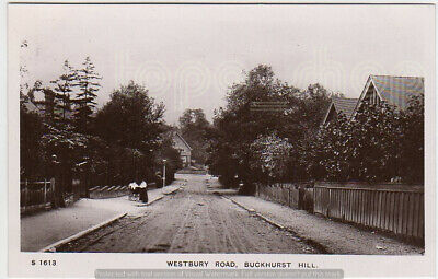 BUCKHURST HILL nr Loughton Epping & Woodford Green - Westbury Road
