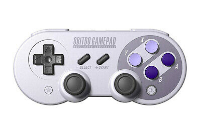 8Bitdo SN30 Pro Wireless Controller for Android MacOS Steam PC Nintendo Switch