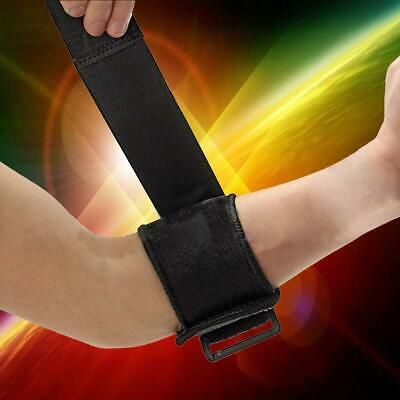 New Adjustable Tennis Elbow Support Strap Brace Golf Forearm Pain Relief New