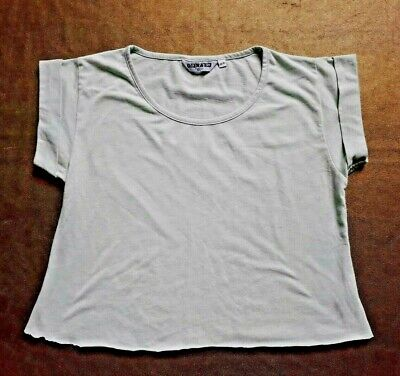 New New look Mint Green Crop T Shirt -Girls 12-13yrs