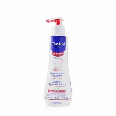 Mustela No Rinse Soothing Cleansing Water (Face - For Very Sensitive Skin 300ml
