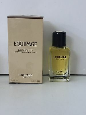 Hermes Equipage EDT 50ml Spray New & Rare