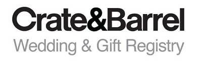 Crate & Barrel 10% Off Coupon ENTIRE Purchase *FAST DELIVERY*