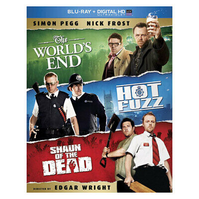 Uni Dist Corp Mca Br61130021 Worlds End/Hot Fuzz/Shaun Of The Dead Trilogy (B...