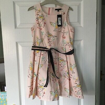 Girls Gorgeous M&S Autograph Summer Dress Age 9-10 yrs . BNWT - Excellent Cond