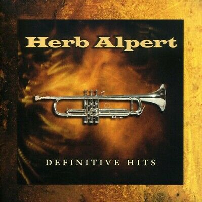 Definitive Hits by Herb Alpert [Remastered] (CD, Mar-2001, A&M) *NEW* FREE Ship