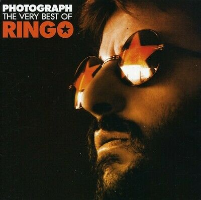 Photograph: The Very Best Of Ringo by Ringo Starr (CD, Aug-2007, Capitol) *NEW*