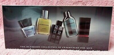 Miniatures De Parfum Fragranc NeufCoffret Collection Burberry The Of sdhQrtC