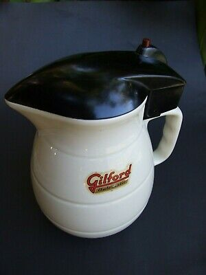 Vintage Australian  Electric Jug '' Gilford Automatic .'' Cream Colour 1950's