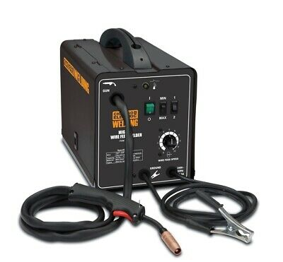 BRAND NEW, HEAVY WORK 170amp-dc/240 volt mig/flux cored welder