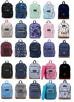 NEW JANSPORT BACKPACK -- Big Student, Cool Student, Digital Student, City  View