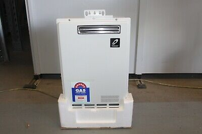 Takagi 26L GS-2600W-AU Continuous Flow Instant Natural Gas Hot Water System -New