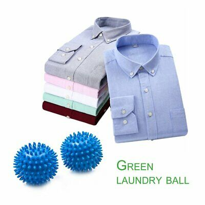 Reusable Dryer Balls Replace Laundry Washing Clothes Softener Laundry Balls#0Y