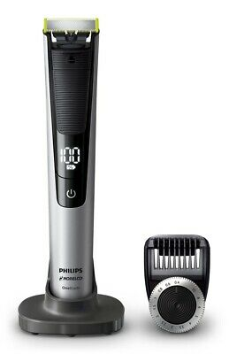 Philips Oneblade QP6520/70 Pro Hybrid Electric Trimmer and Shaver 14 Length