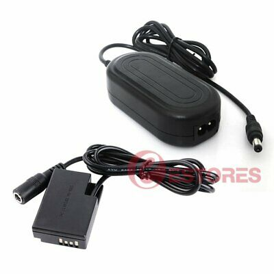 ACK-E18 AC Power Adapter + DC Coupler For Canon EOS 760D 750D 800D 77D 200D DSLR