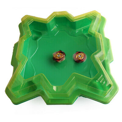 2019 Exciting Burst Gyro Arena Disk Duel Spinning Top Beyblades Launcher Stadium