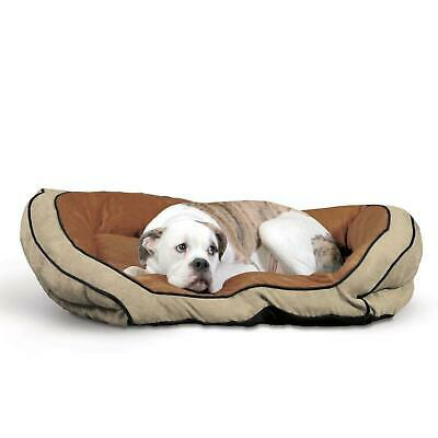 Surprising Large Dog Bed Foam Library Sofa Couch Pet Furniture Tufted Machost Co Dining Chair Design Ideas Machostcouk