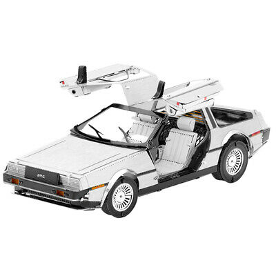 NEW Metal Works DeLorean Model