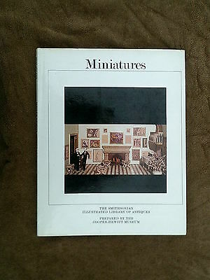 Miniatures - The Smithsonian Illustrated Library Of Antiques, -