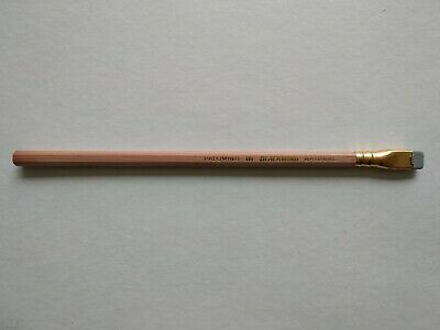PALOMINO BLACKWING Pencil NATURAL 1pc, EXTRA-FIRM GRAPHITE