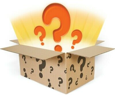 Mystery box New electronics, clothing, Toys, games, dvds, All new more 7 items