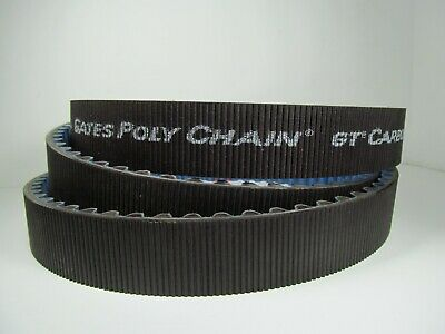 Gates 14Mgt-2380-37 Timing Belt, Poly Chain,