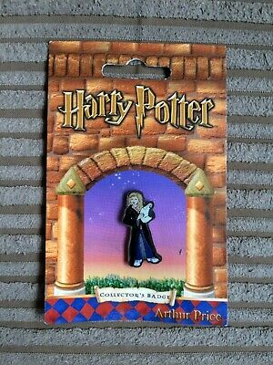 Official Vintage Harry Potter Pin Badge NEW Arthur Price Collectable Hermione